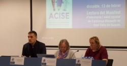 MANIFEST D'INFERMERIA I SALUT ESCOLAR DE CATALUNYA